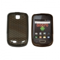 Gel Case For Samsung S5570 In Two Different Colours.