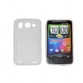 Gel Case For HTC Desire HD In Four Different Colours.