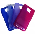 Samsung Gel Case For Galaxy S 2 Includes Four Different Colours